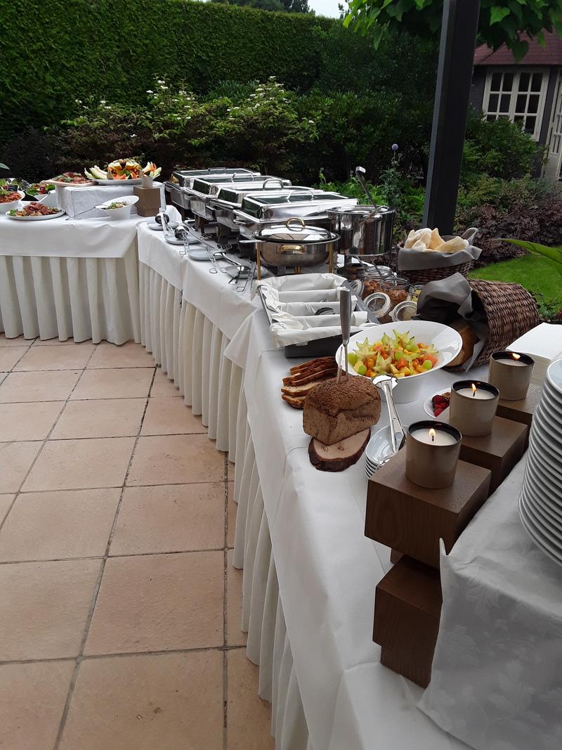 catering — De Eetkamer Wernhout